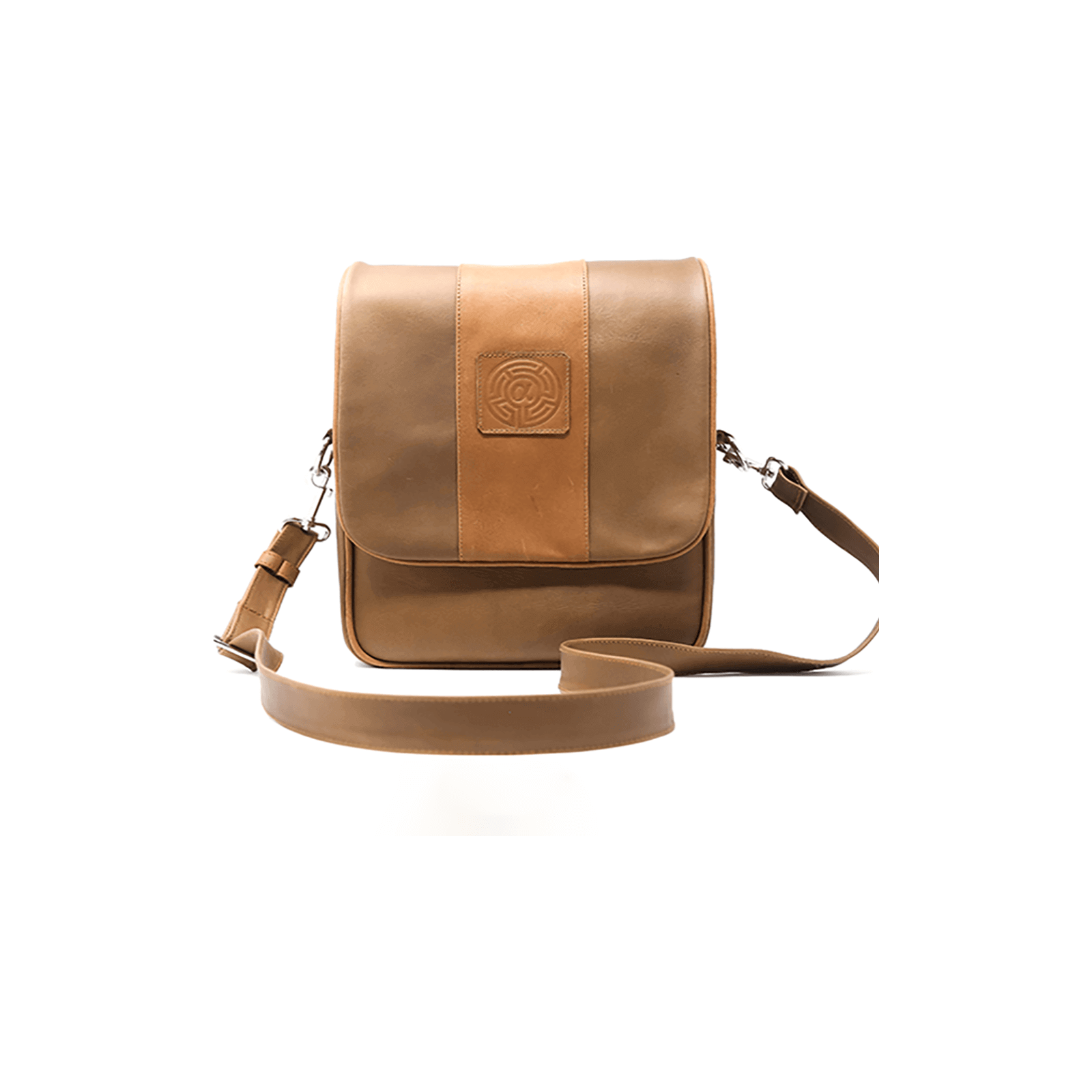 Messenger Bag Light Brown