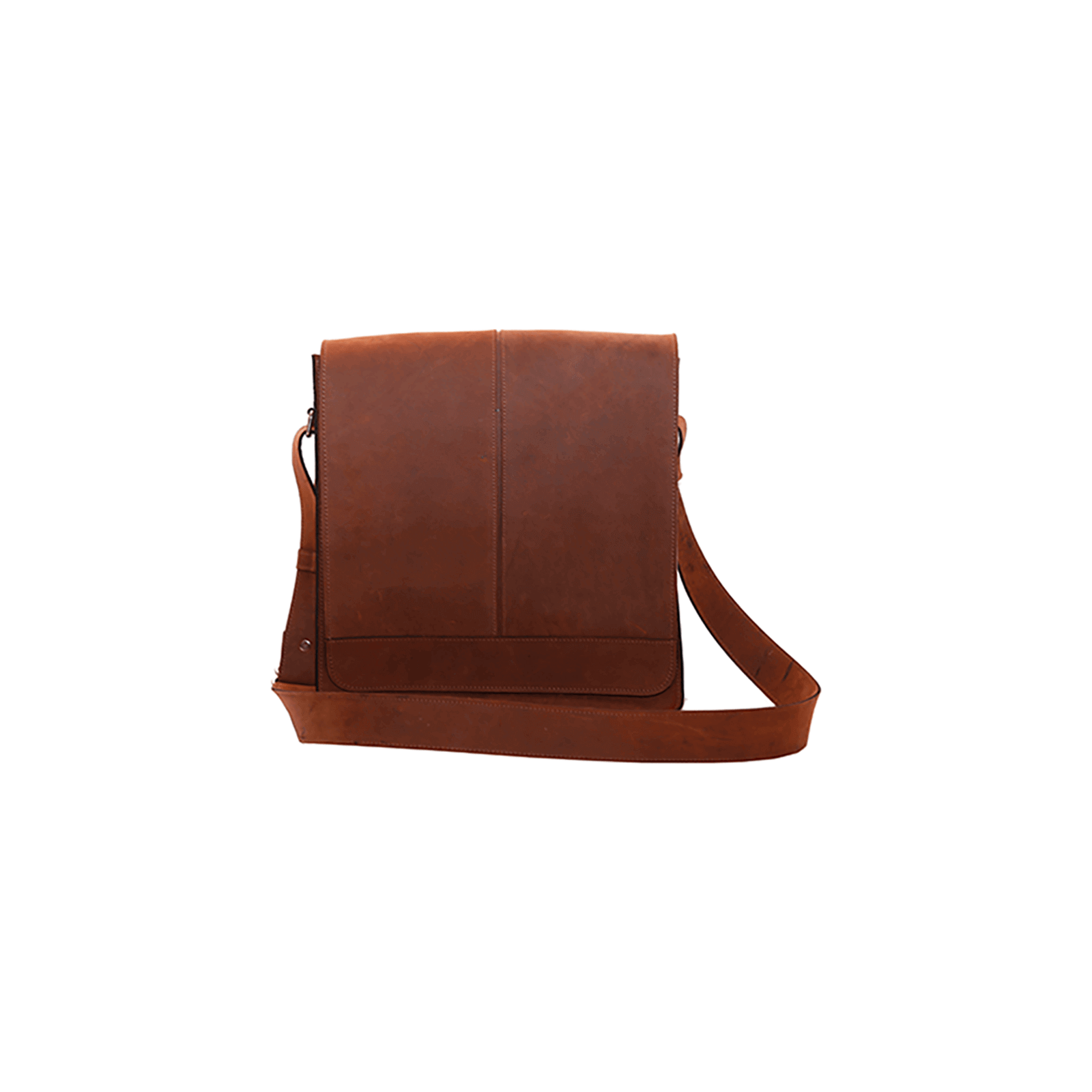 Man crossbody  Mate Brown