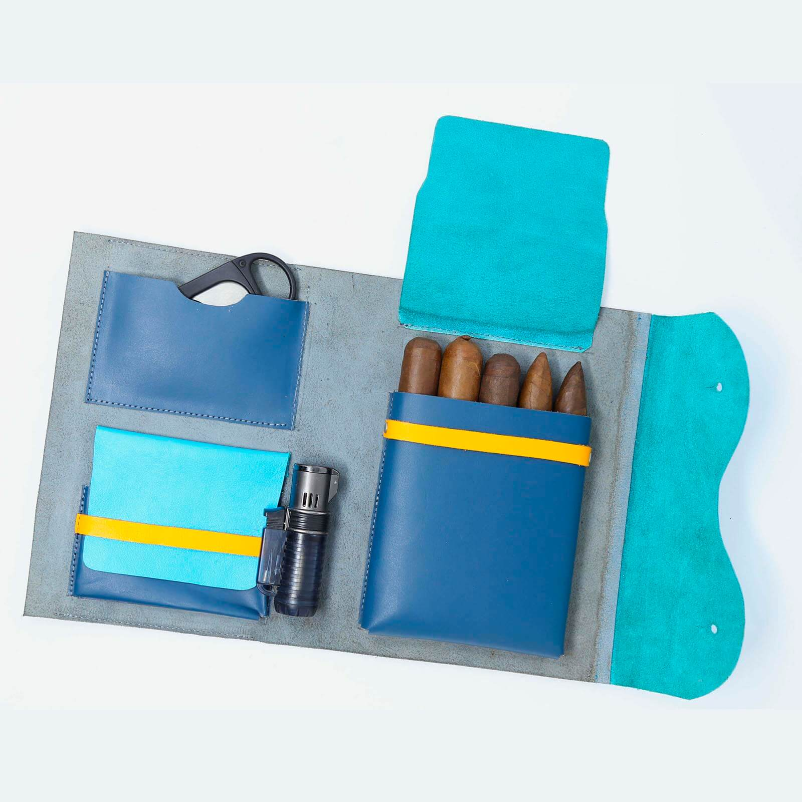 Travel Cigars Case